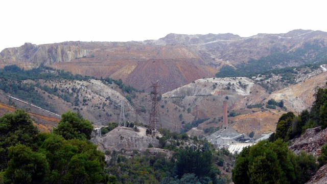 The Mine at Queenstown