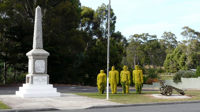 Railton War Memorial