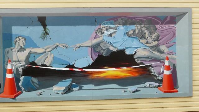 Sheffield - Mural 2