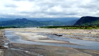 Crossing into Taitung