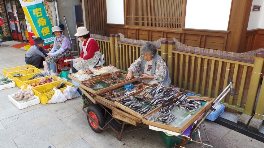 Yubuko Fish Market