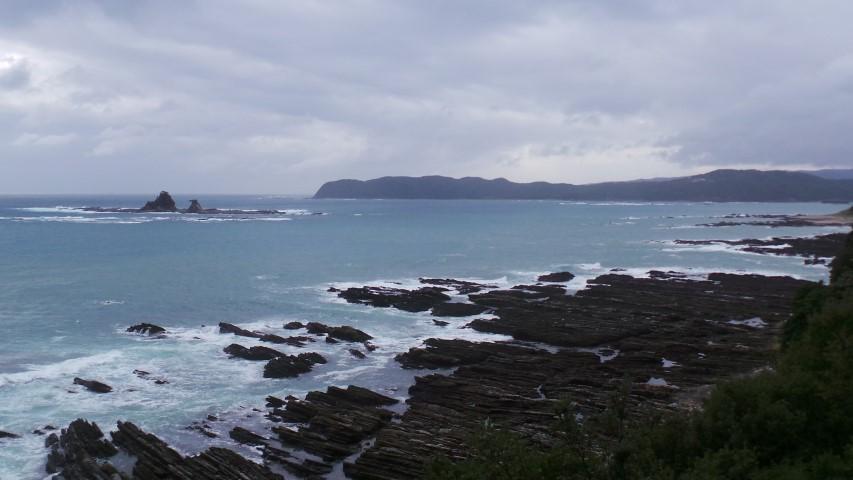 Shikoku South Coast