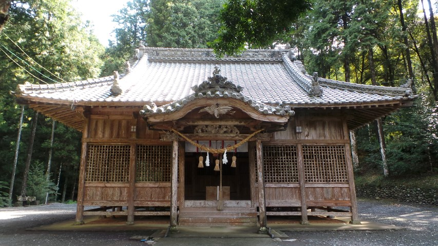Typical Small Temple
