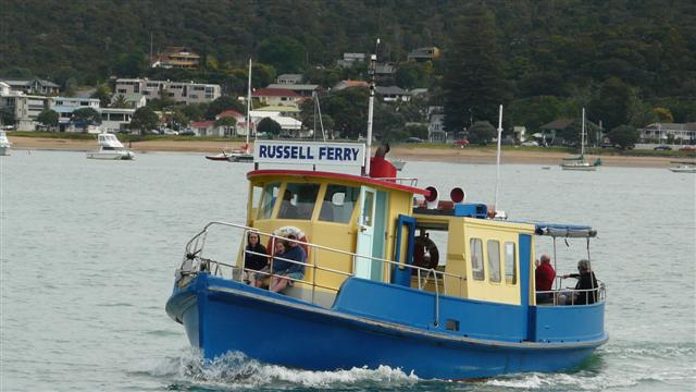 Russell Ferry