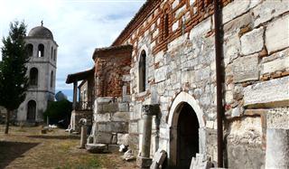 Apollonia Monastery