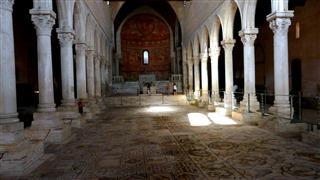 Aquilea Mosaic Floor