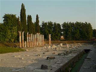 Aquilea Roman Forum