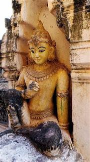 Temple sculpture
