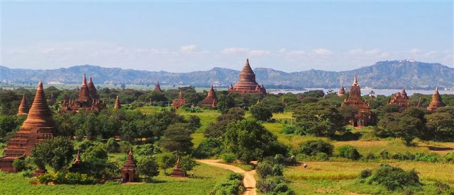 The Bagan Plain
