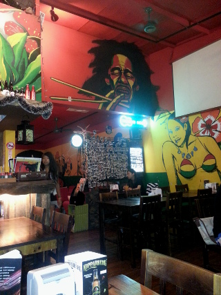 Reggae Bar in Henchung