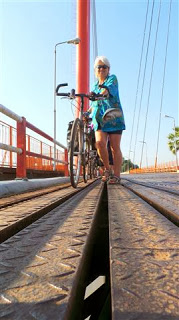 Bicycle Trap Bridge