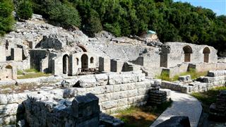 Butrint_Ampitheater