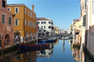 Chiogga Canal