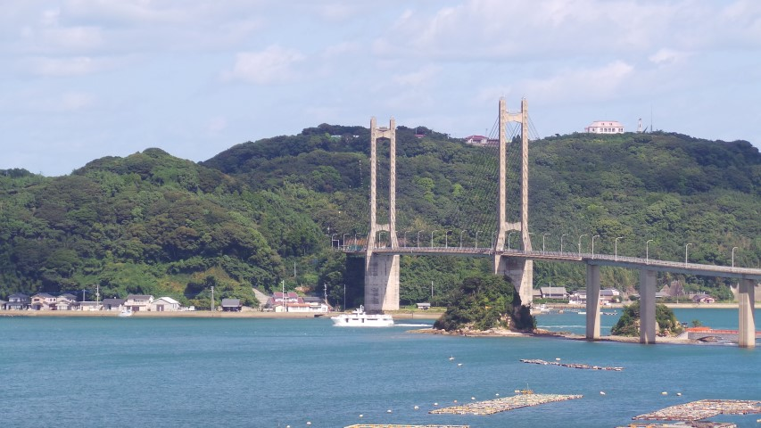 Yubuko Coastal Bridge