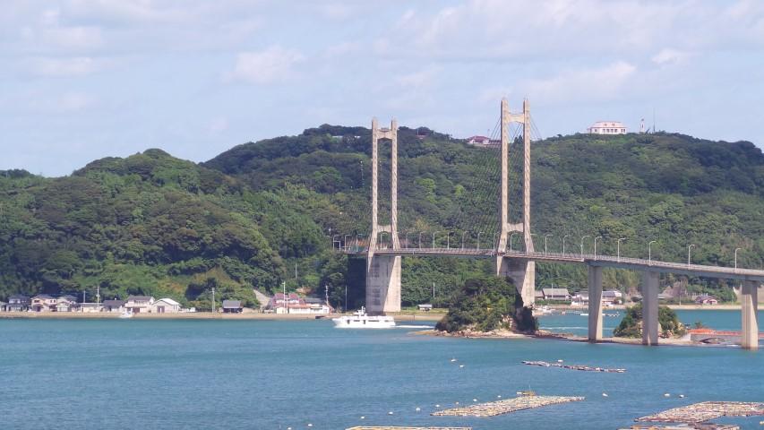 Yubuko Coastal Bridge