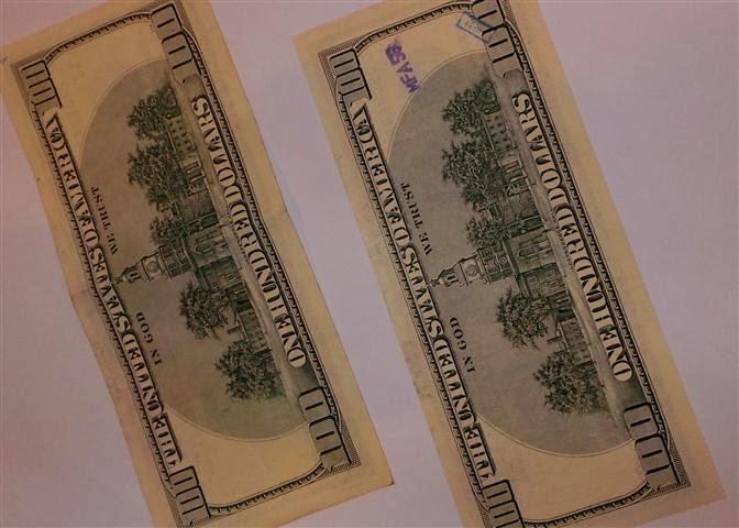 Good Dollars / Bad Dollars