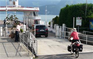 Ferry From Beckenreid