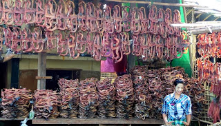 Dried Fish Vendor
