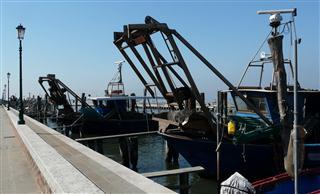 Fishing Boats Pellastrina
