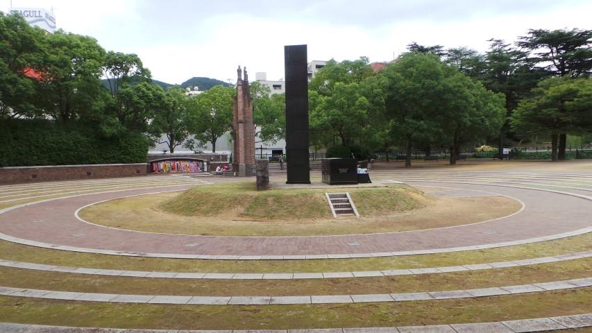 Ground Zero-Nagasaki
