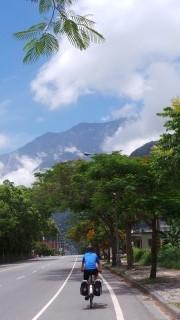 Heading to Taroko Gorge