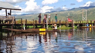 Inle Jetty