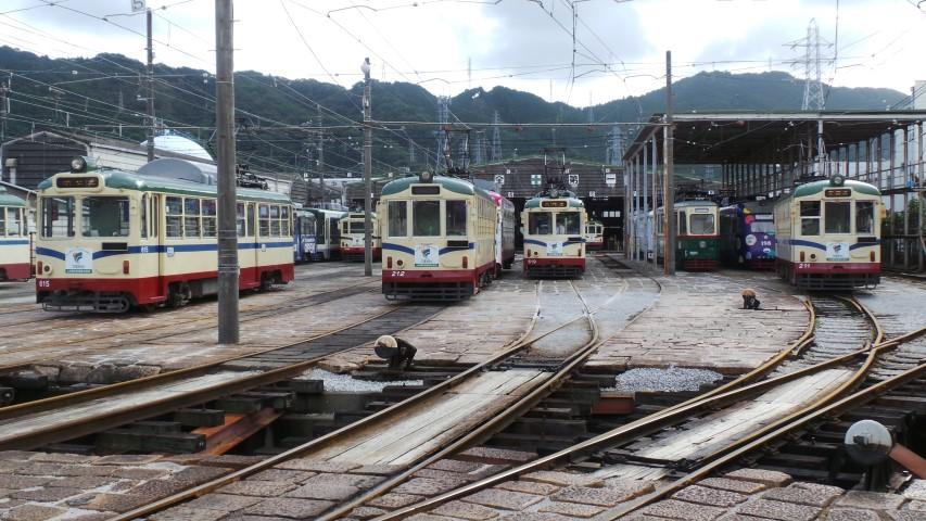 Kochi Tram depot