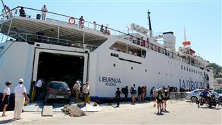 Korkula to Dubrovnik Ferry