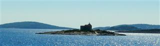 Lighthouse off Korkula, Croatia