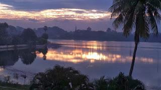 Sunrise at Meiktila