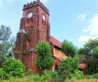 Moulmein St Mathew's Church