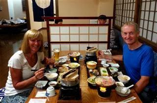 Onsen Hospitality