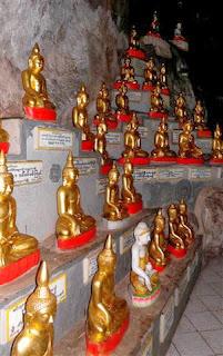 Pindaya Cave Temple