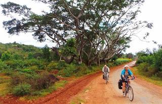 Riding Back From Pindaya