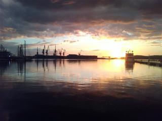 Docks - Early Morning