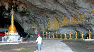 The first cavern