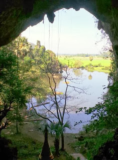 Sadar Cave The secret lake