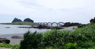Sansiantai Eight Arch Bridge