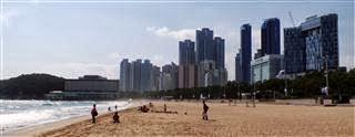 Haendae Beach