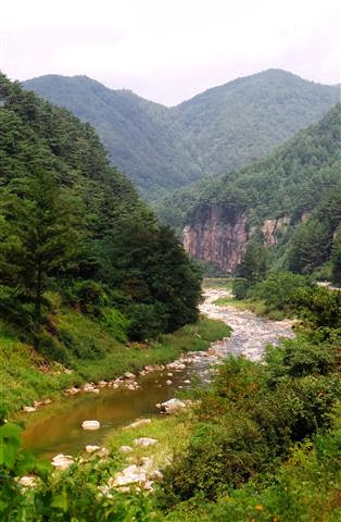 Hwam-myeon Valley