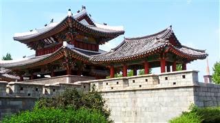 Jeonju City Gate