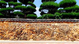 Jeonju old wall