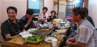 Birthday Party at Jukbyeon