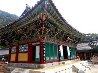 Naejang Sa temple