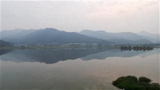 Naejangsan Reservoir