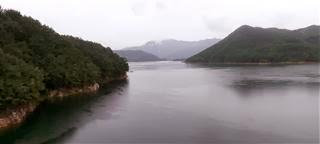 Reservoir Near Jeanju