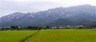 Wulchulsan Mountains