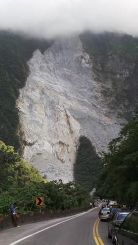 Taroko Gorge Landslide