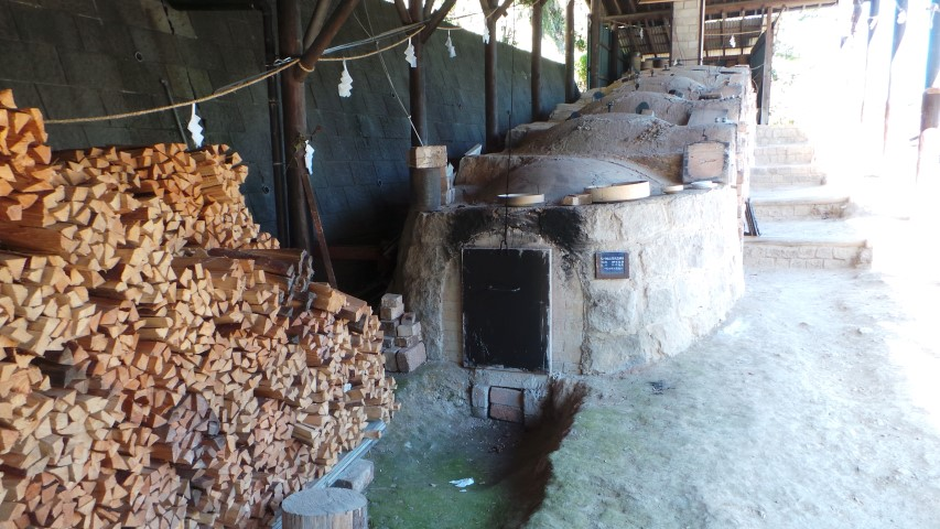 Terraced Kiln