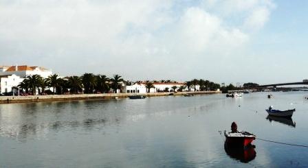 Tavira The River Galao